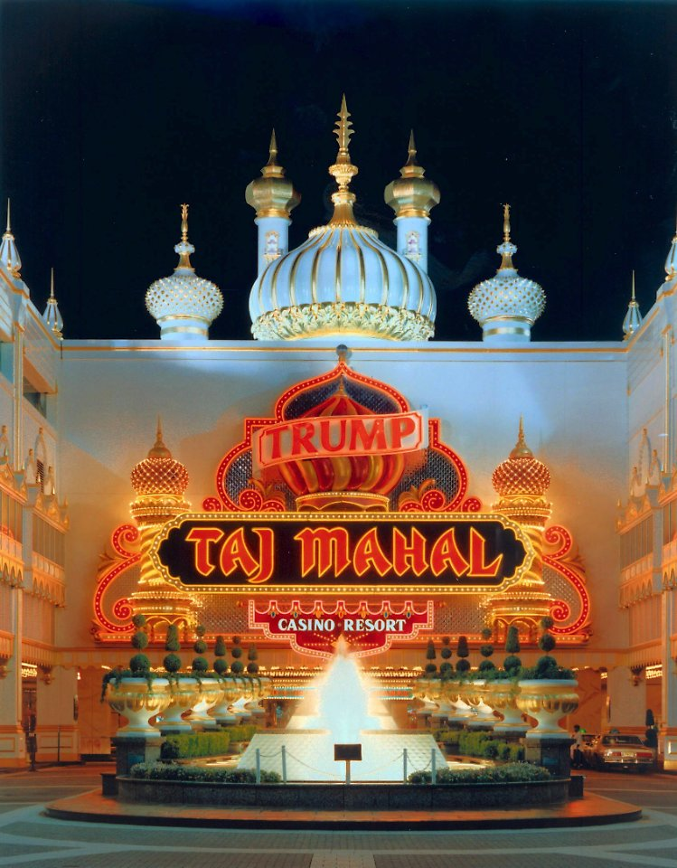 Trump Atlantic City Mafia
