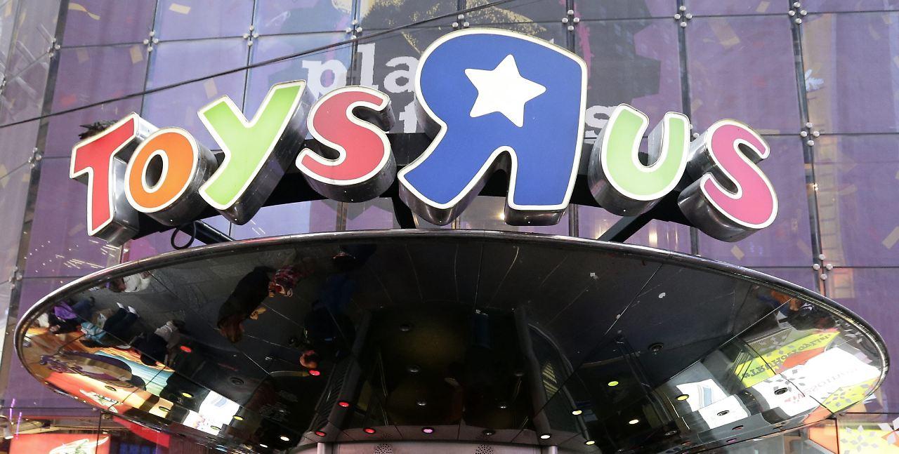 Spielzeughändler am Abgrund: Toys\'R\'Us erwägt Schließung aller US ...