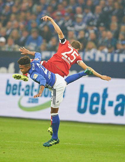 FC Schalke 04 - FC Bayern München 0:3 (0:2)