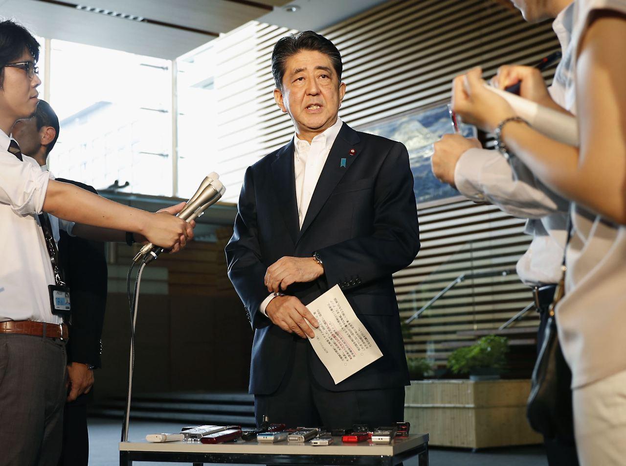 Japans Ministerpräsident Abe kündigt Neuwahlen an