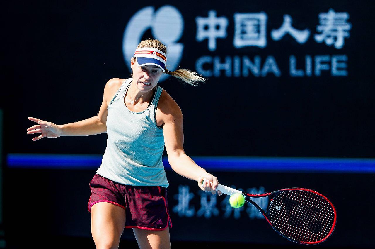 Zverev besiegt Struff und zieht ins Peking-Achtelfinale ein