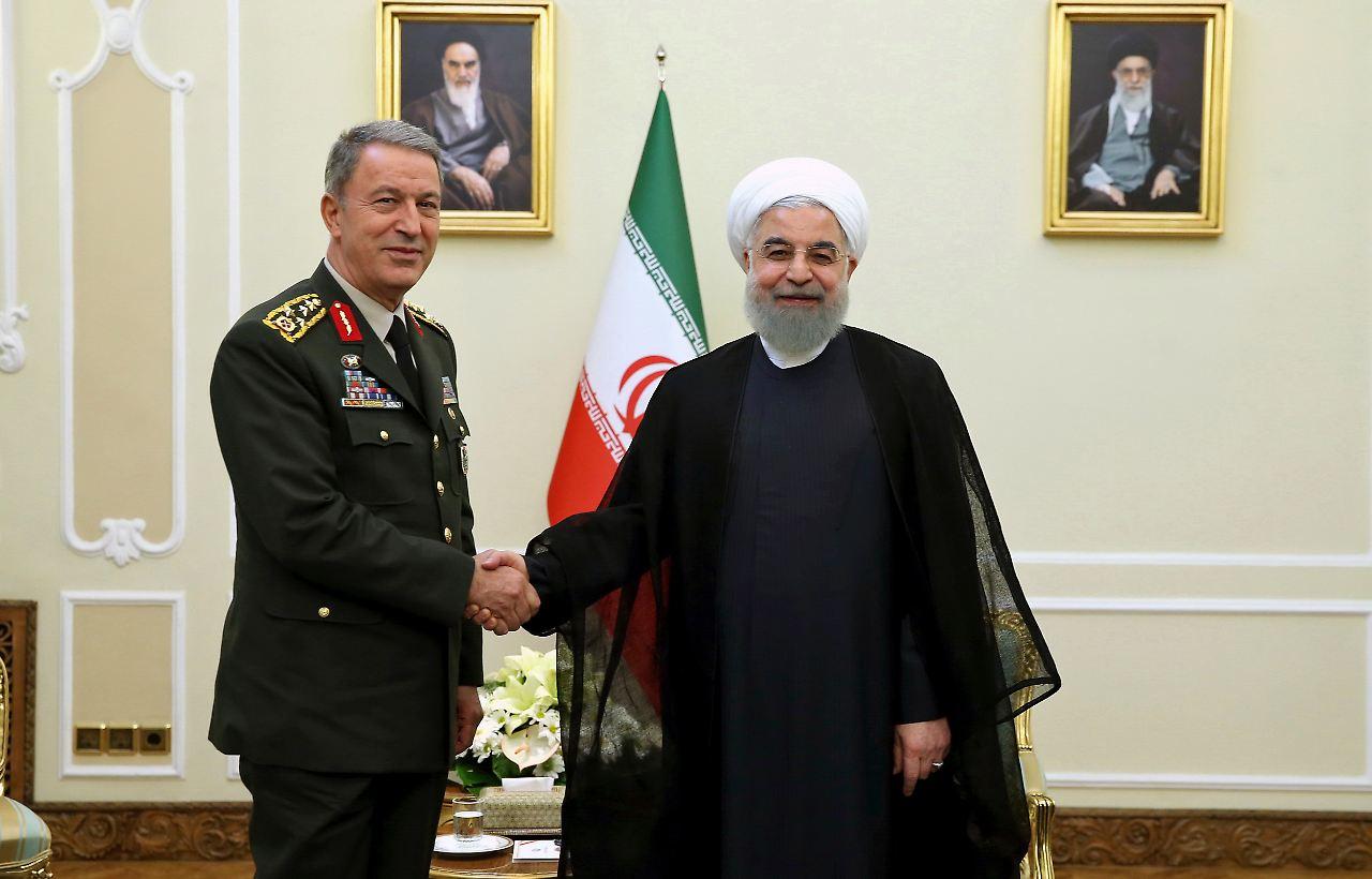 Kurdenreferendum: Iran und Türkei beraten Folgen