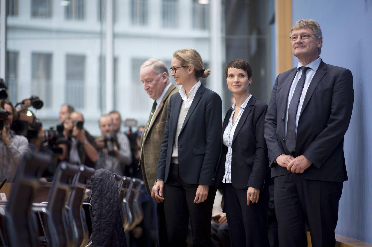 Afd Bundestagspräsident