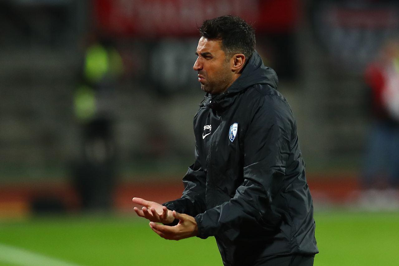 Bochum wirft Trainer Atalan raus