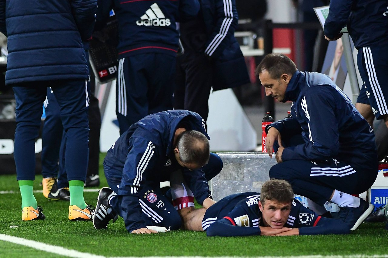 Bayern-Trainer Jupp Heynckes über Müller-Auswechslung: