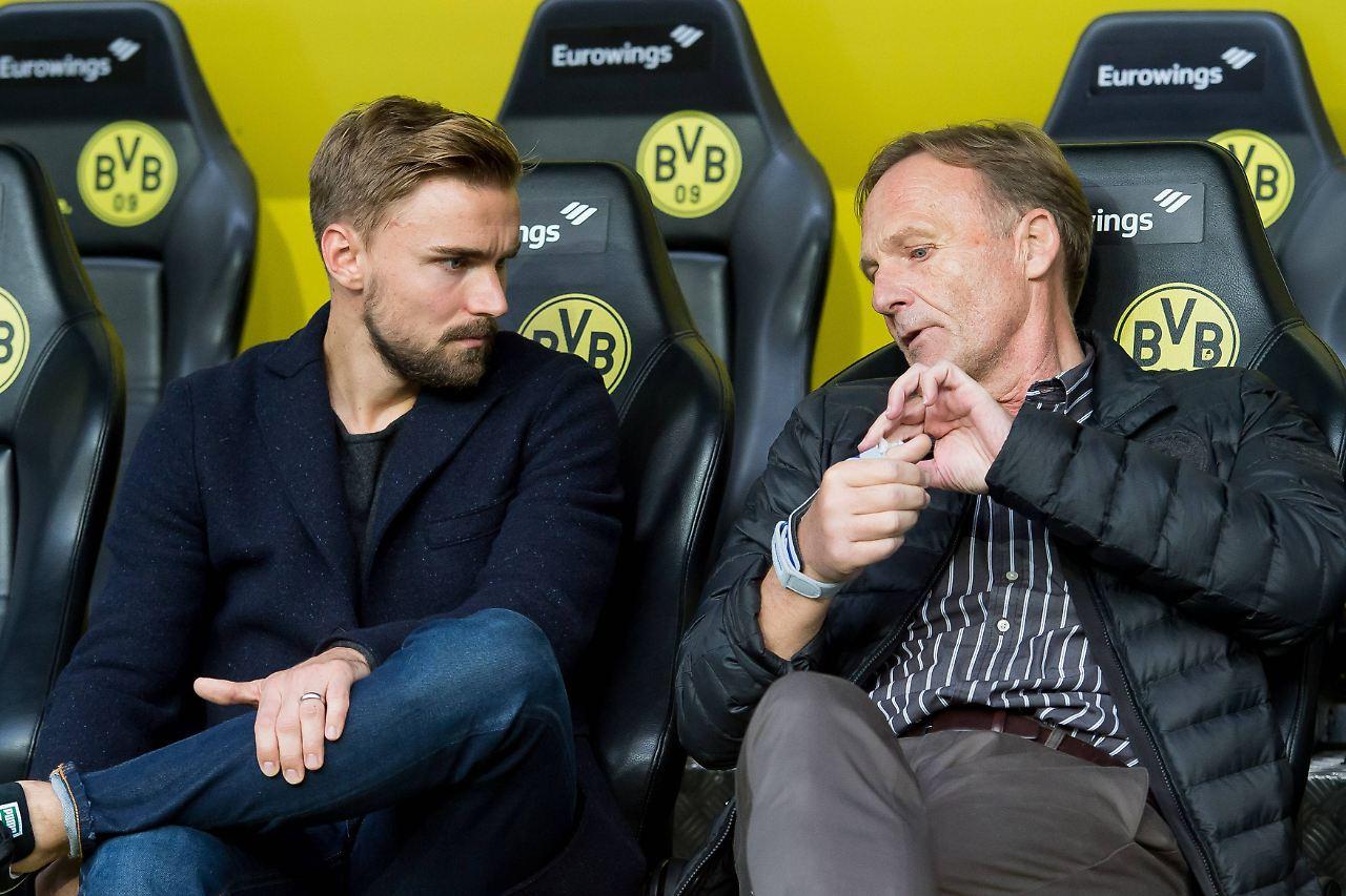 BVB-Trainer Bosz widerspricht Klubbossen