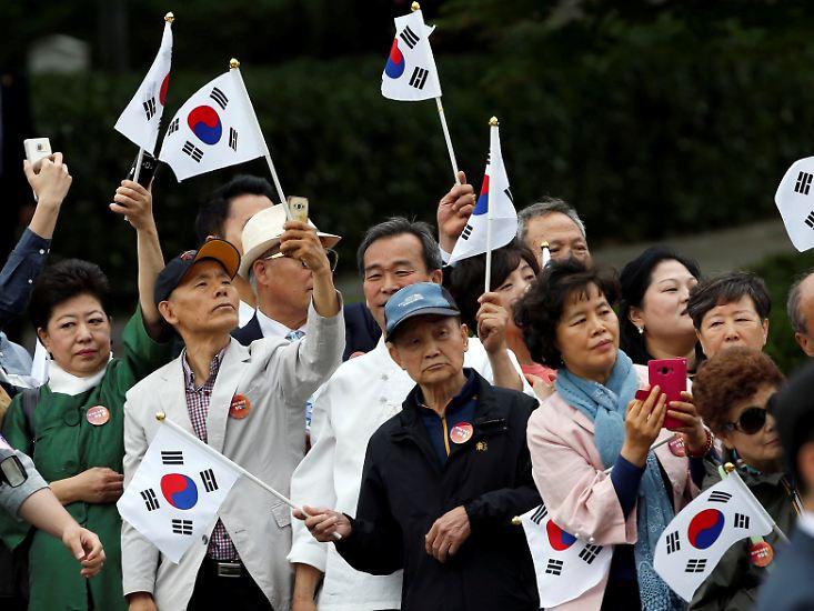 """Platz 15: Die Korea Investment Corporation (KIC) aus Südkorea kommt zwar """"nur"""" auf den letzten Platz der Top 15 der größten Staatsfonds der Welt, ..."""
