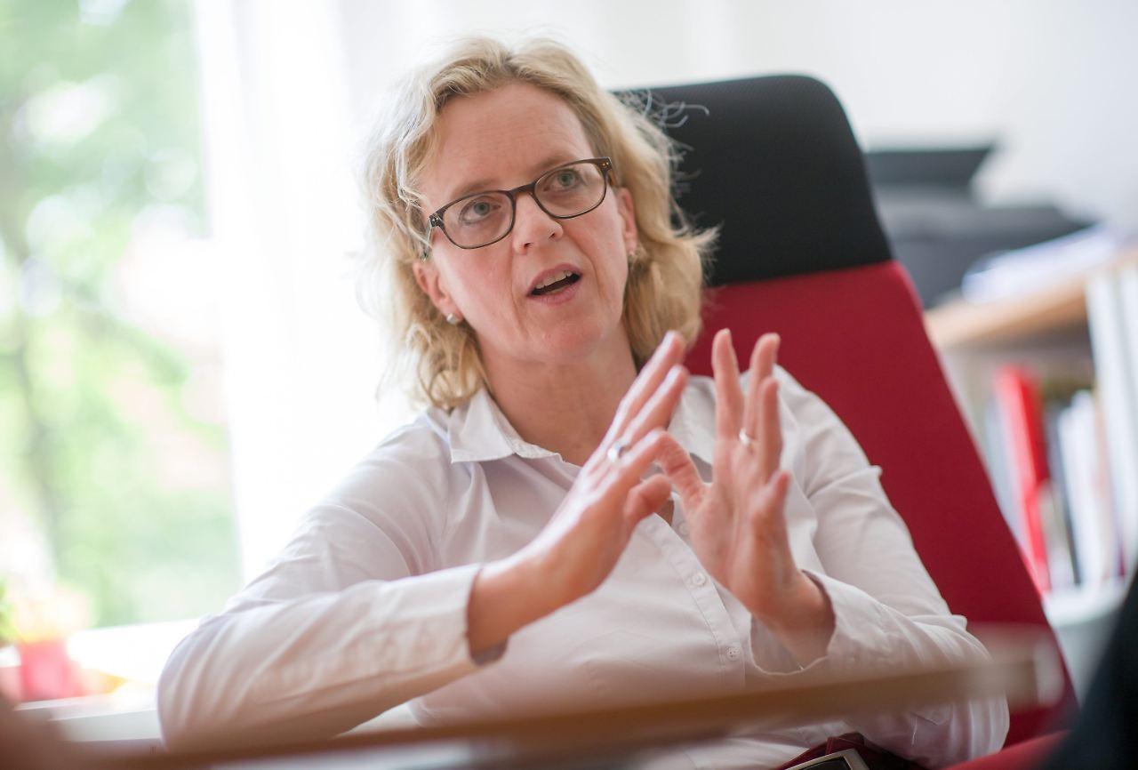 Hamburger Abgeordnete Aydan Özoguz kandidiert nicht mehr als SPD-Vize