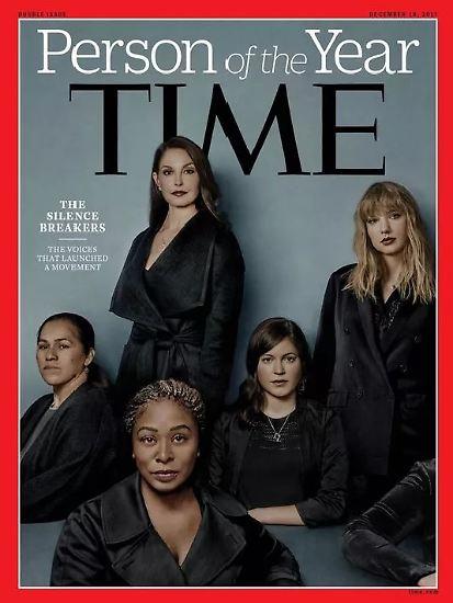 """Das """"Time""""-Magazine hat wieder die Person des Jahres gekürt: In diesem Jahr sind es gleich mehrere - diejenigen, die als #MeToo-Bewegung das Schweigen über sexuelle Belästigung durchbrochen haben. Auf die Titelseite setzte die Zeitschrift unter anderem ..."""