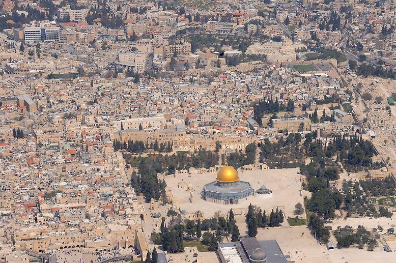 Israels Regierung sieht ihre Sicht der Dinge durch die USA bestätigt. Jerusalem bleibt ein Konfliktherd - wie schon seit Jahrhunderten.