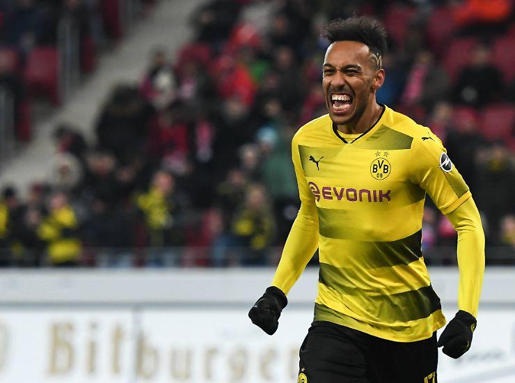 """Pierre-Emerick Aubameyang verlässt Borussia Dortmund und wechselt zum FC Arsenal. Sportlich bitter für den BVB, sonst aber """"business as usual"""". Eigentlich. Denn es gibt da eine unschöne Vorgeschichte."""