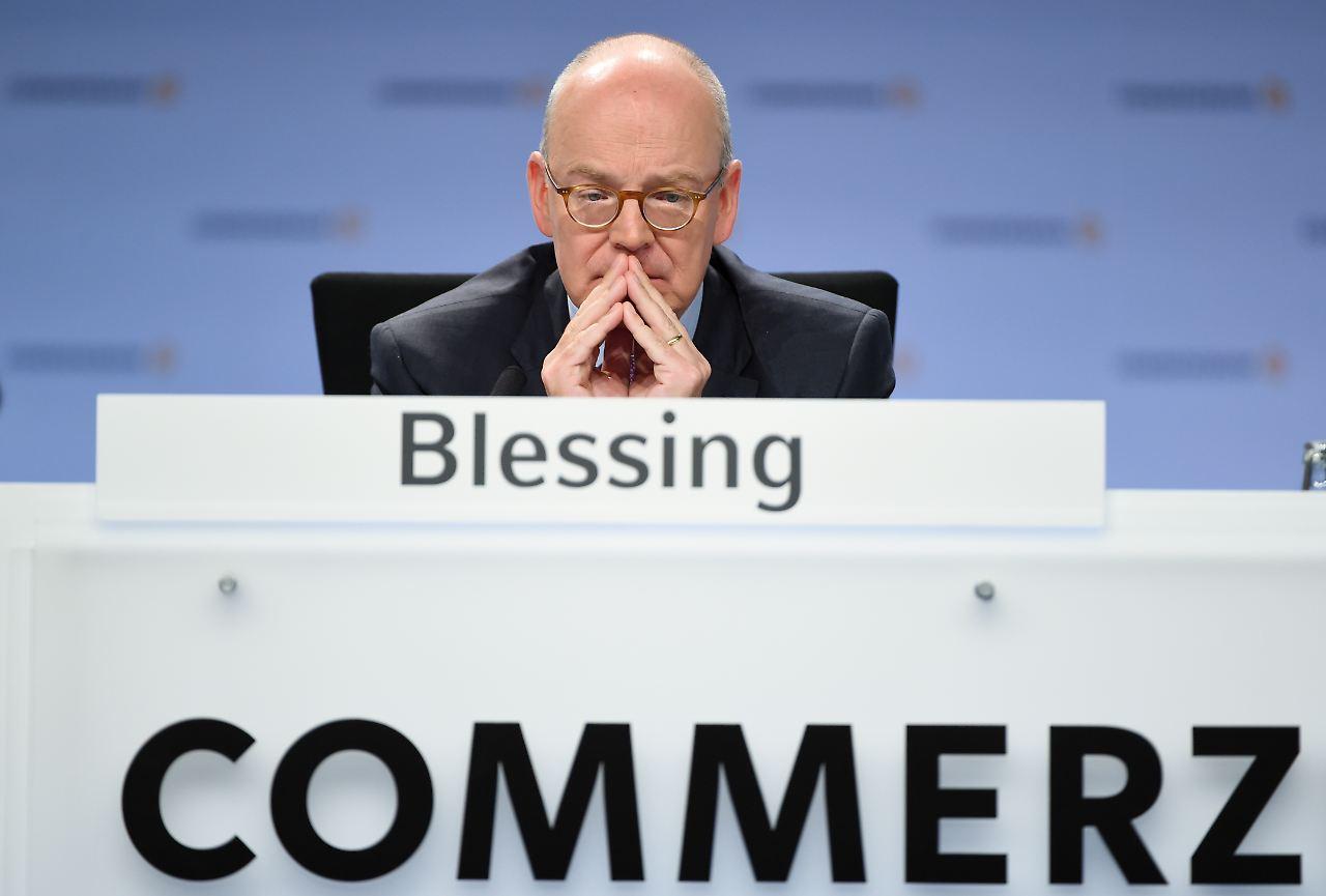 Wird Martin Blessing nächster UBS-Chef?
