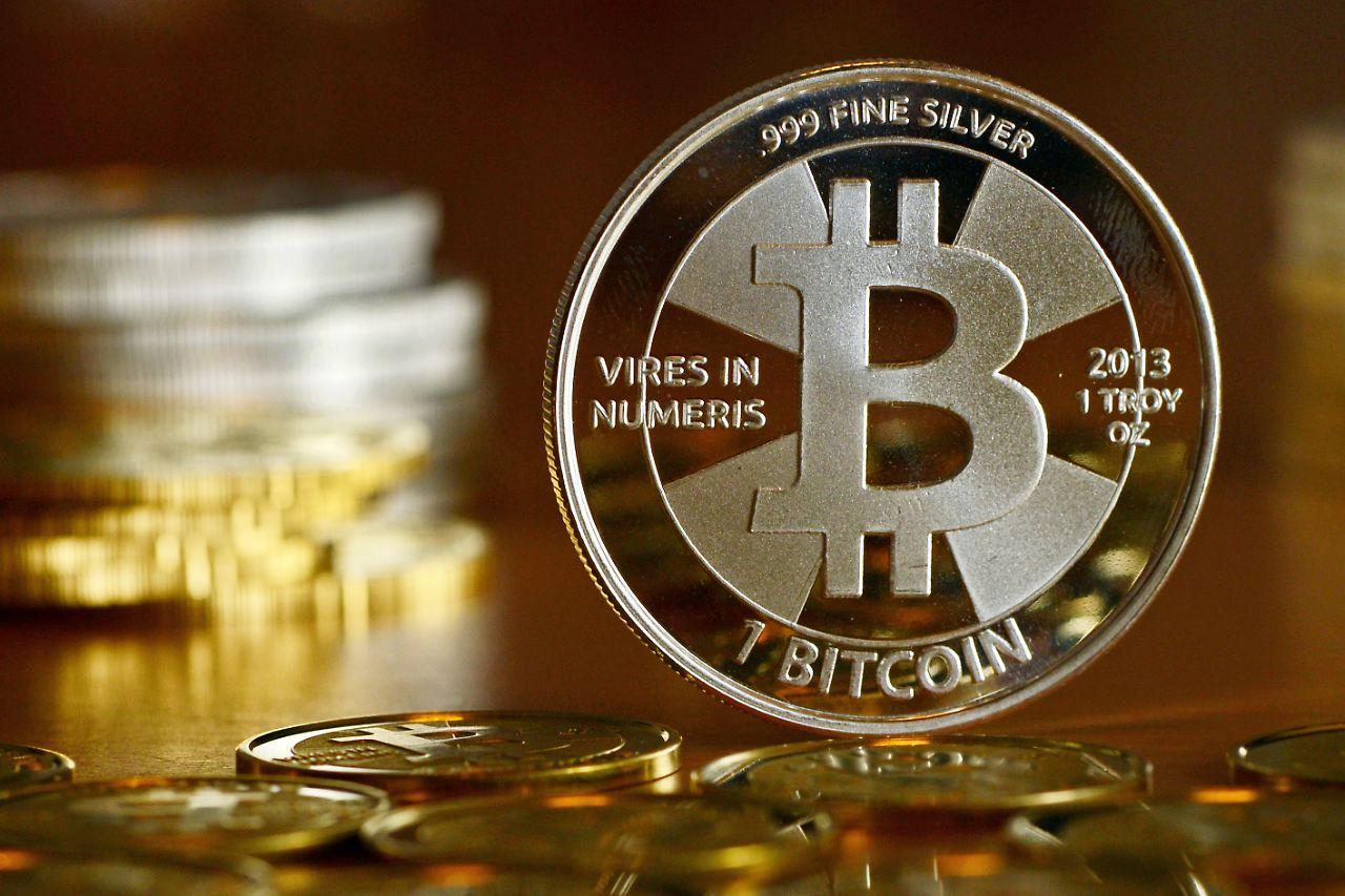 Die Kurskapriolen Beim Bitcoin Halten Anleger In Atem