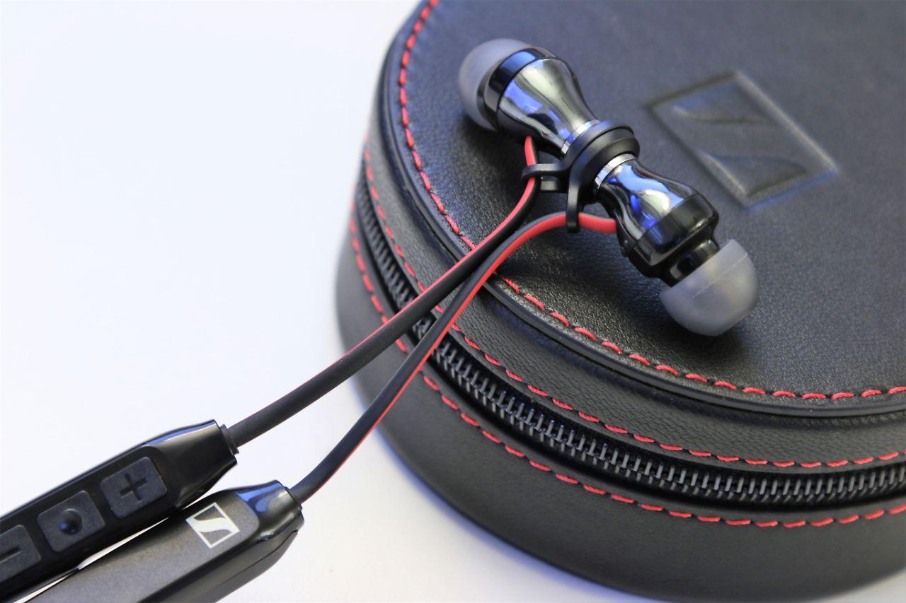 Bluetooth In Ear Von Sennheiser Momentum Free Bringt Kabellose I Der Funkt Per Zum Smartphone
