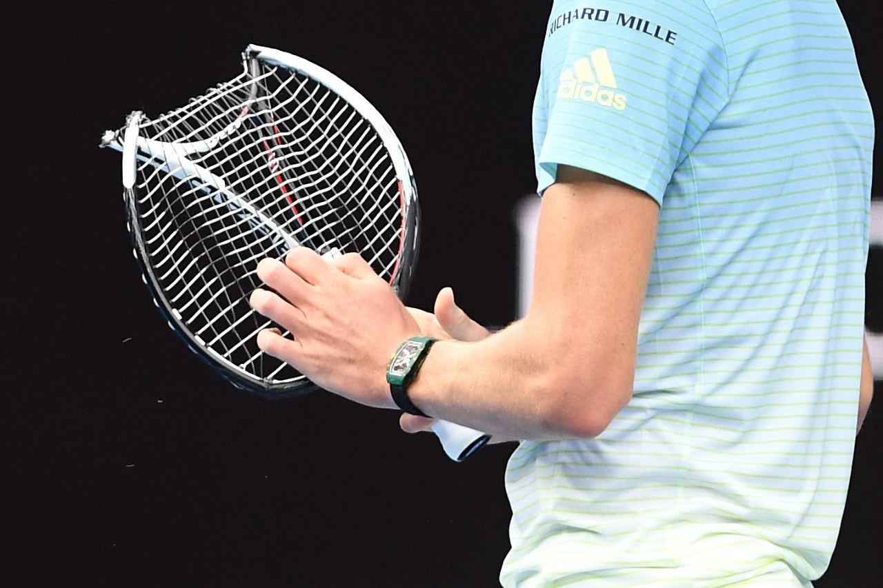 Alexander Zverev fliegt bei Australian Open in dritter Runde raus