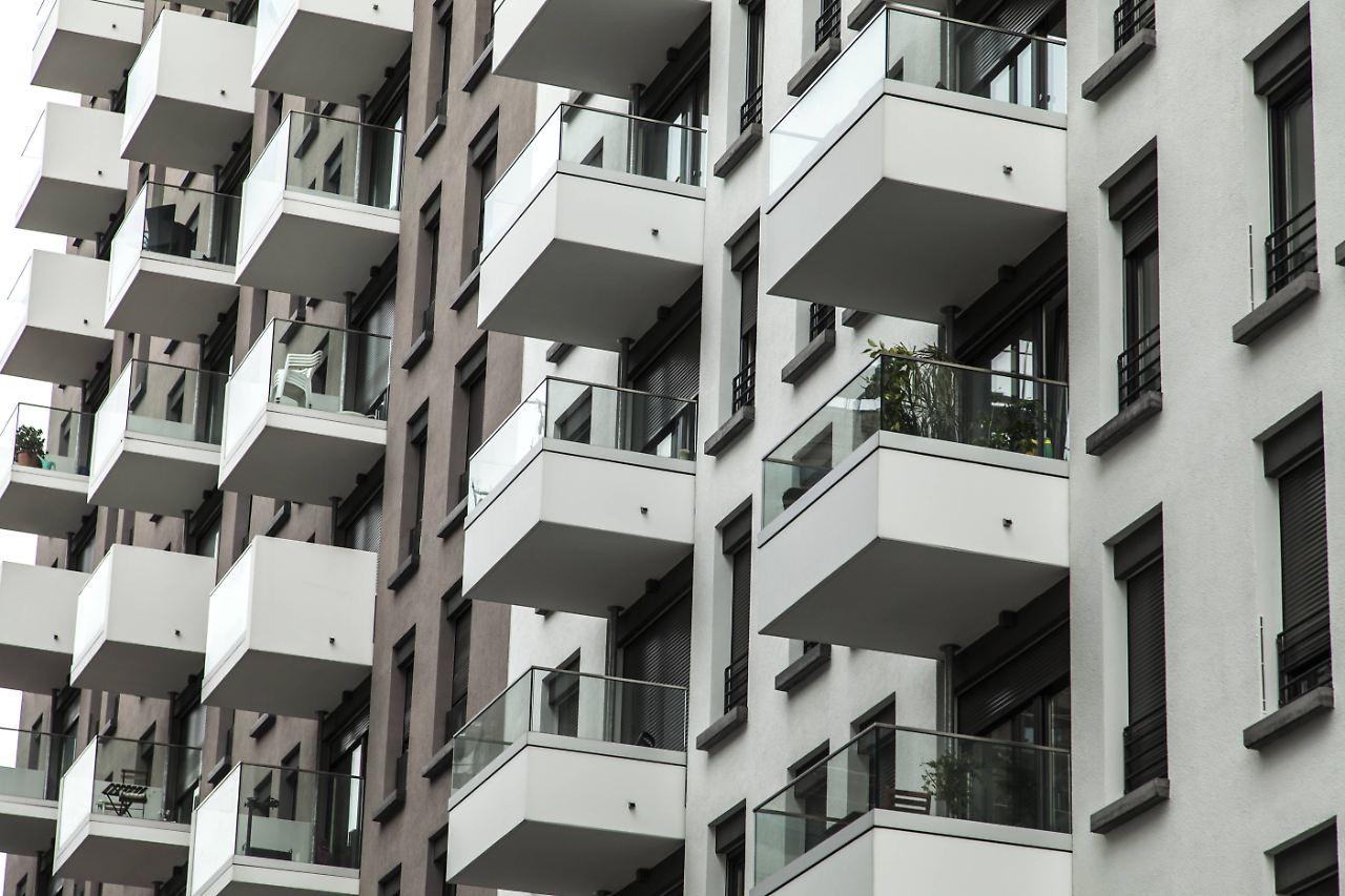 wohnfl che falsch berechnet mieter zahlen zu viel f r den balkon n. Black Bedroom Furniture Sets. Home Design Ideas
