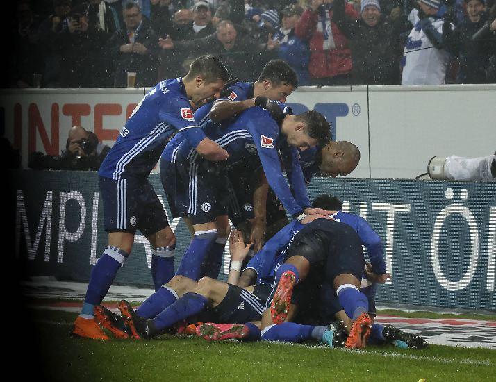 FSV Mainz 05 - FC Schalke 04 0:1 (0:0)