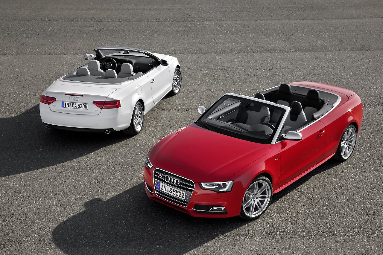 ein cruiser f r jeden tag audi a5 cabrio gebraucht fast ohne m ngel n. Black Bedroom Furniture Sets. Home Design Ideas
