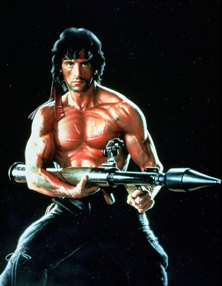 Mit 71 Jahren: Sylvester Stallone wird wieder zu Rambo