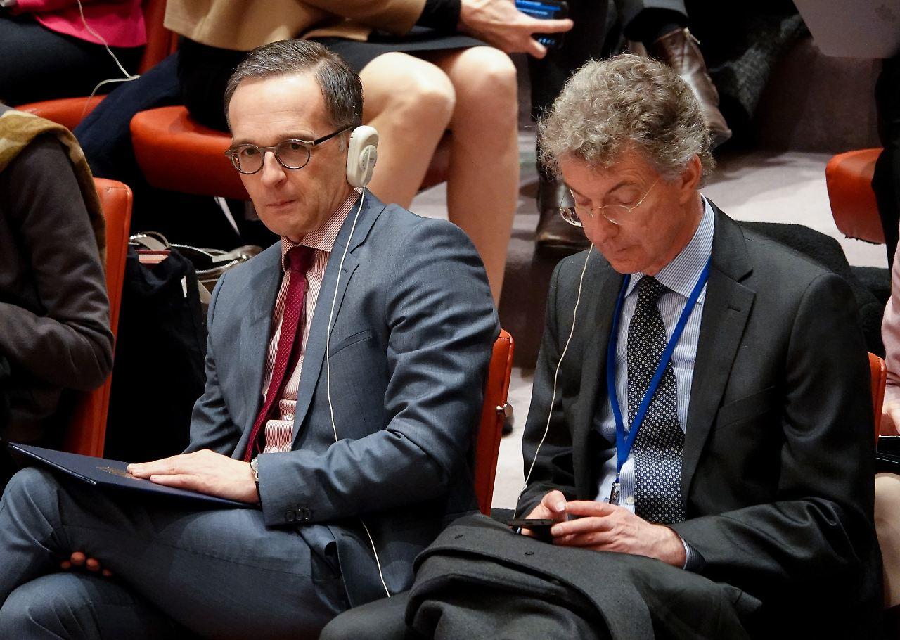 Vereinte Nationen - Deutschland erneut in UN-Sicherheitsrat gewählt