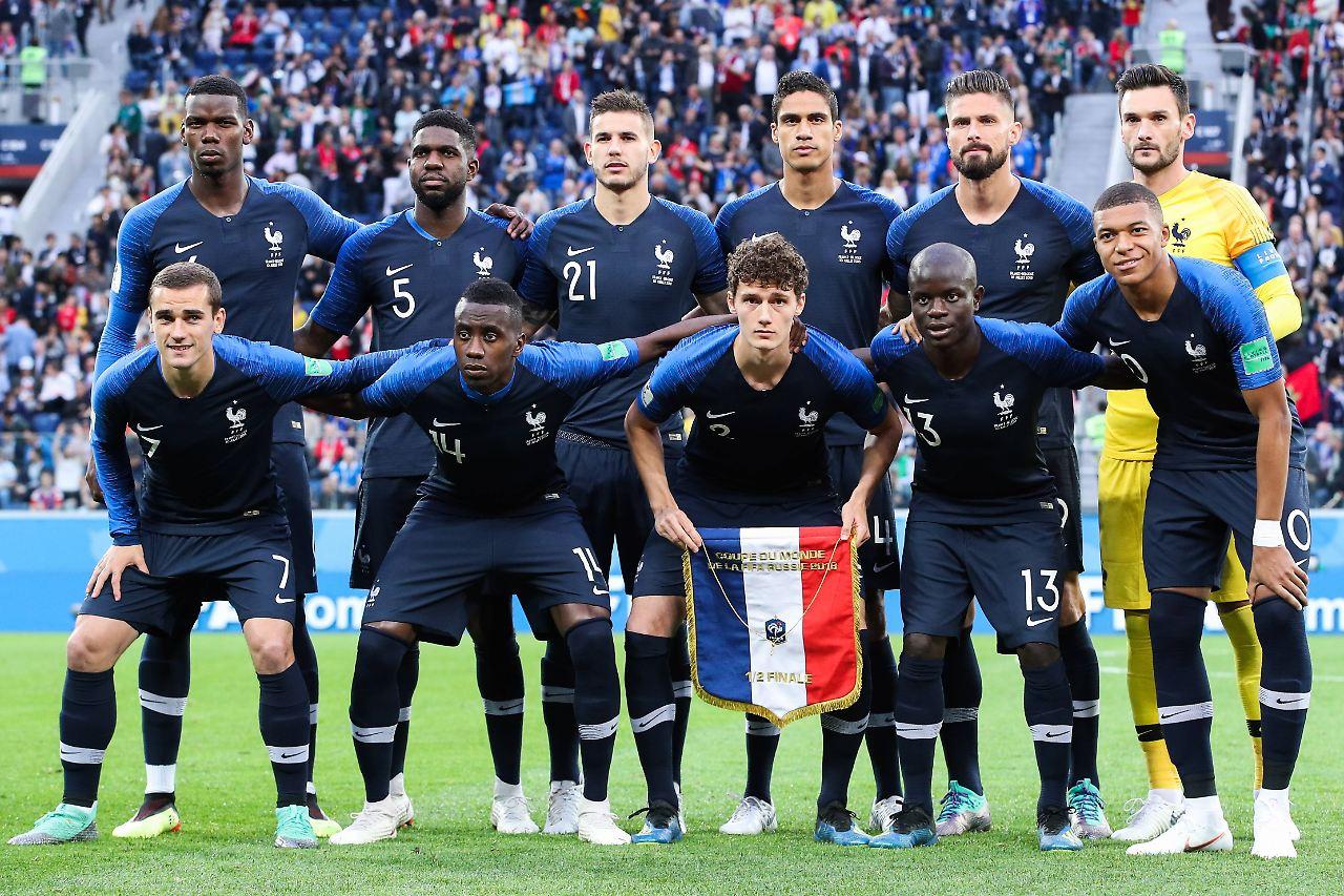 Frankreich Wie Oft Weltmeister