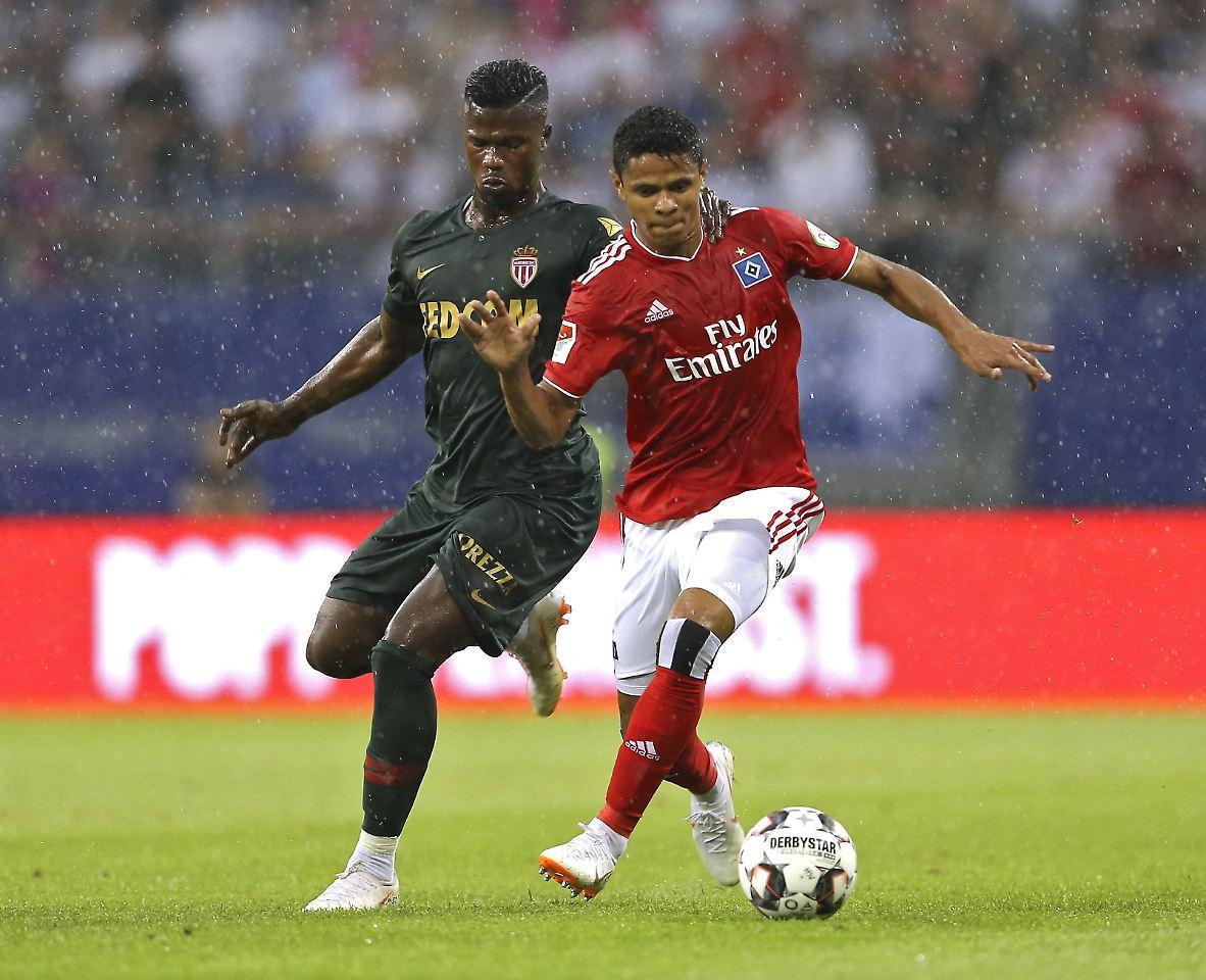 Der Sport-Tag: Schalke soll um Santos buhlen - HSV fordert irre ...