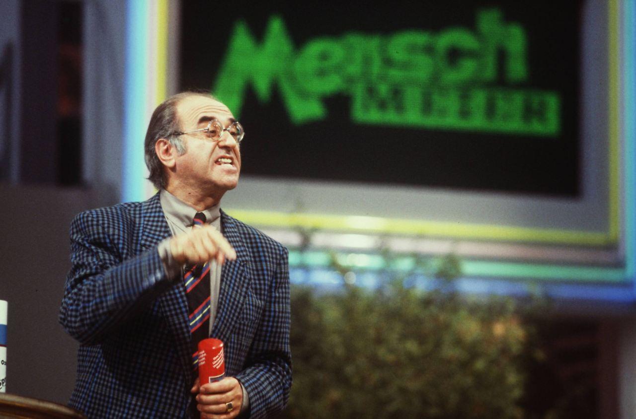 Alfred Biolek: Kölner TV-Legende hat keine Angst vor dem Tod
