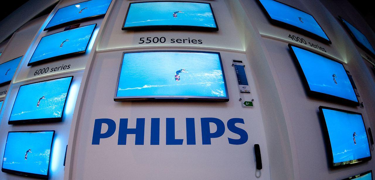 Aktie Philips