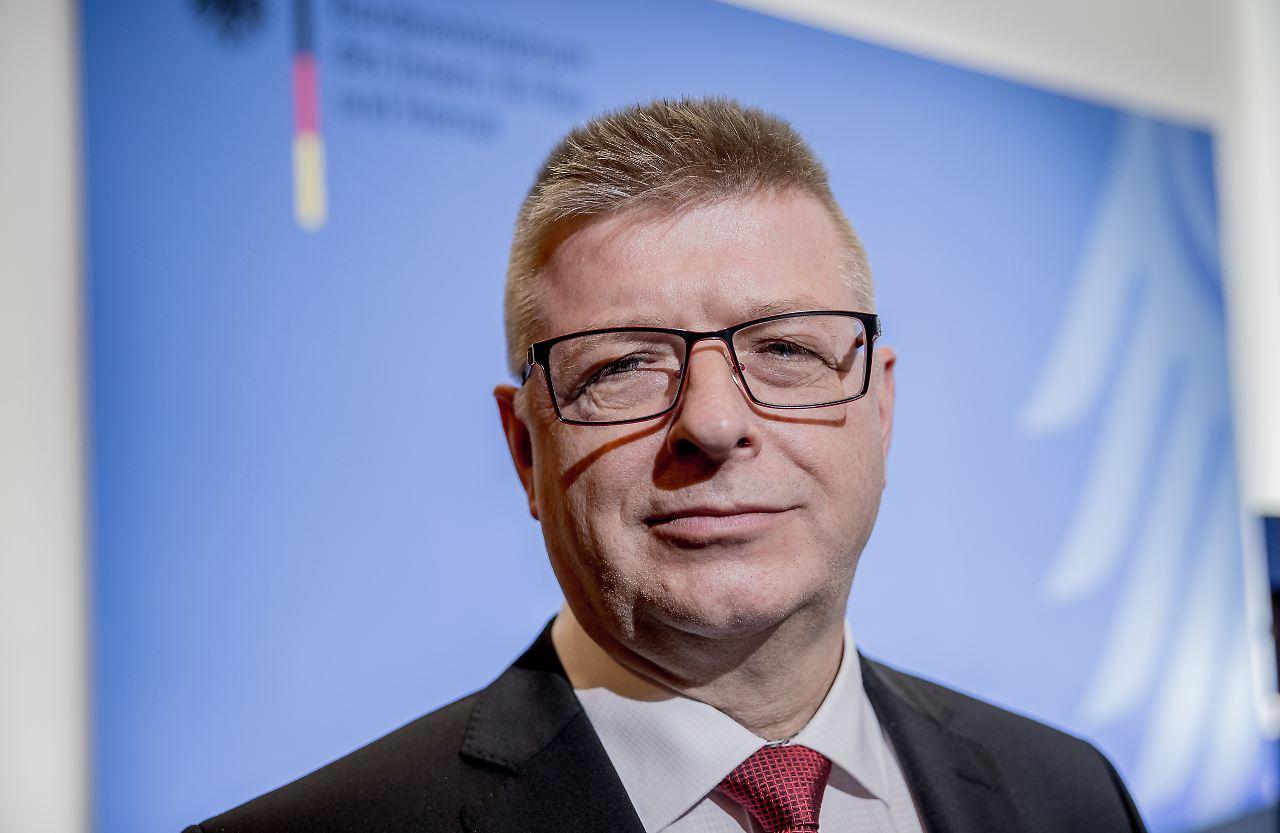 Neuer Verfassungsschutzpräsident