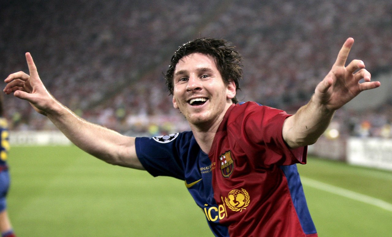 messi olympiasieger