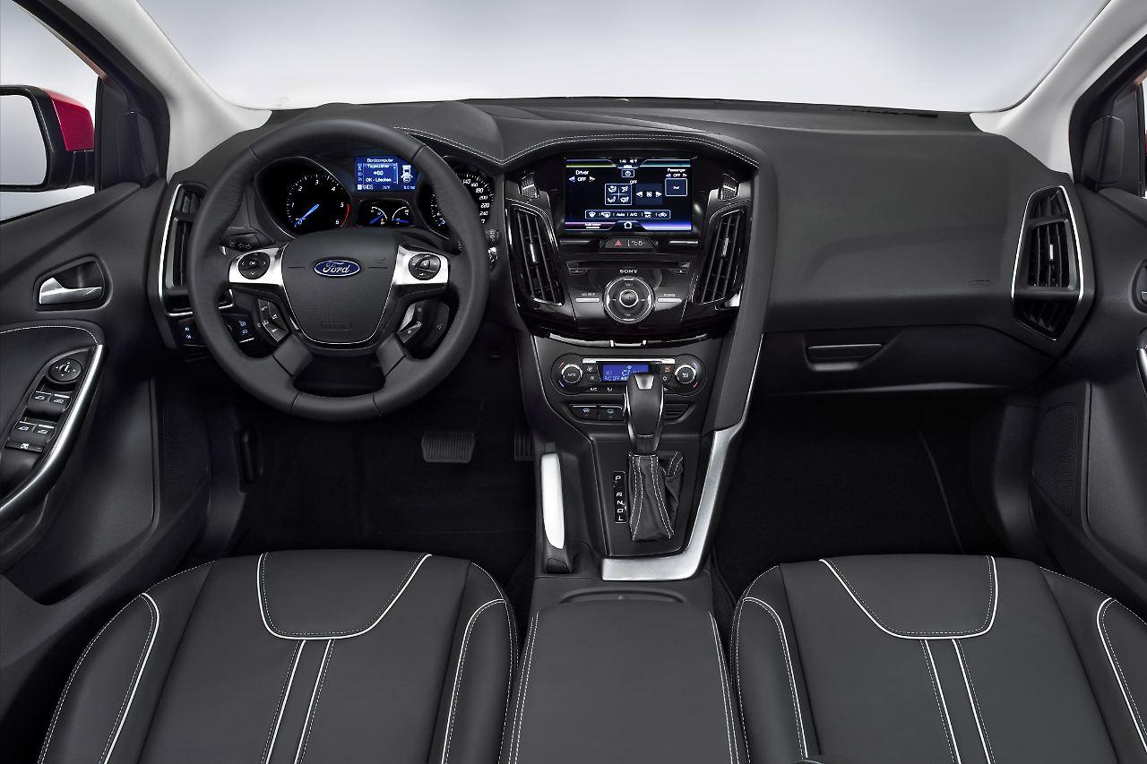 Volles Programm für ein Weltauto: Der neue Ford Focus - n-tv.de