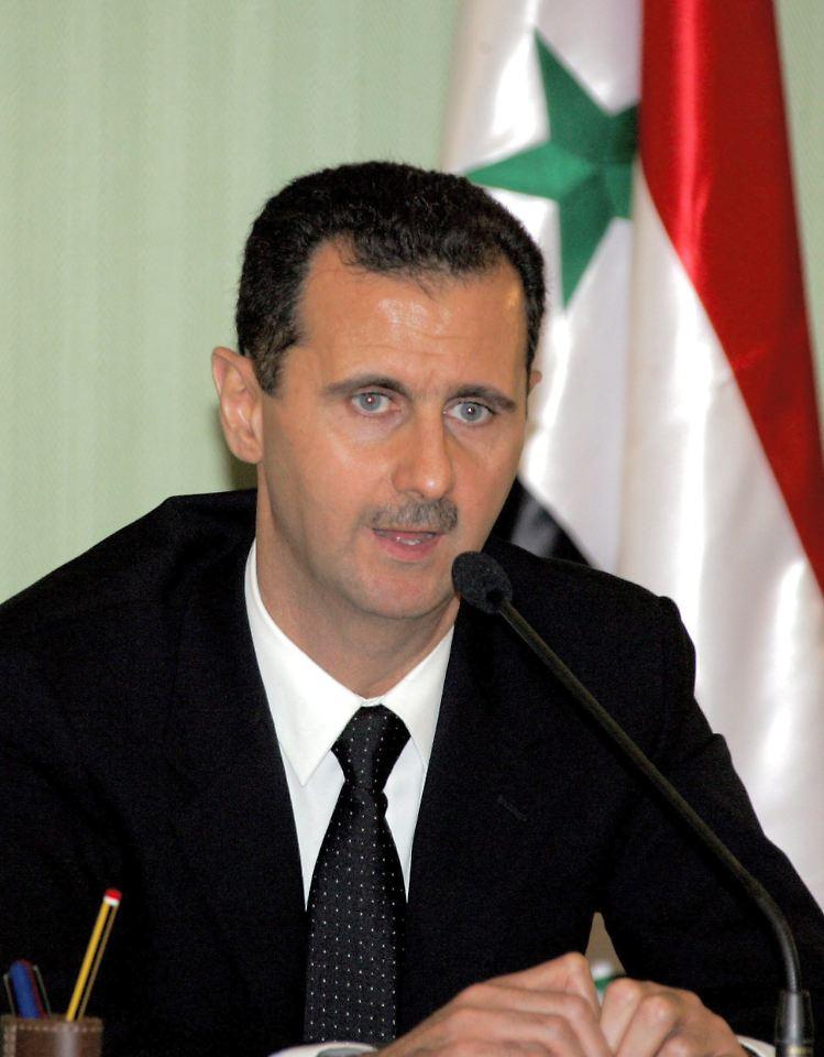 Präsident Syrien
