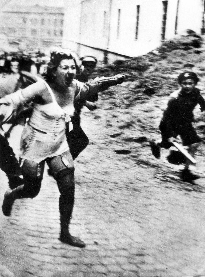 Vergewaltigte Frauen 2 Weltkrieg