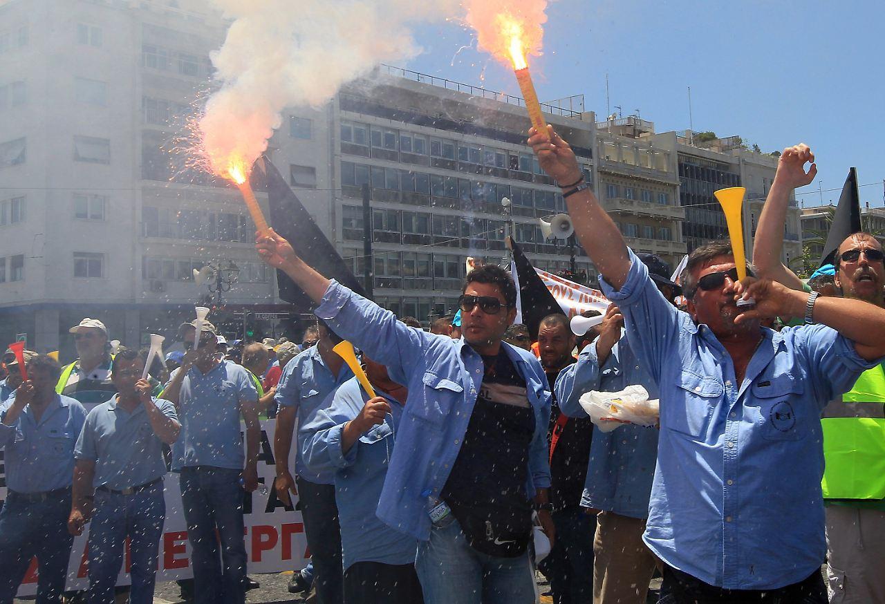 News Griechenland Krise