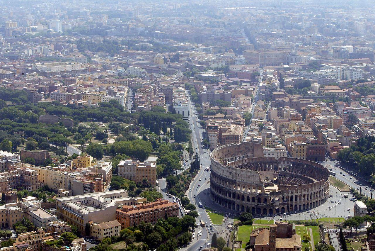 Rom Erbaut