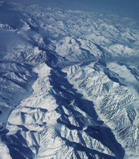 Grönland ist die größte Insel der Welt (wenn man Australien als Kontinent zählt).