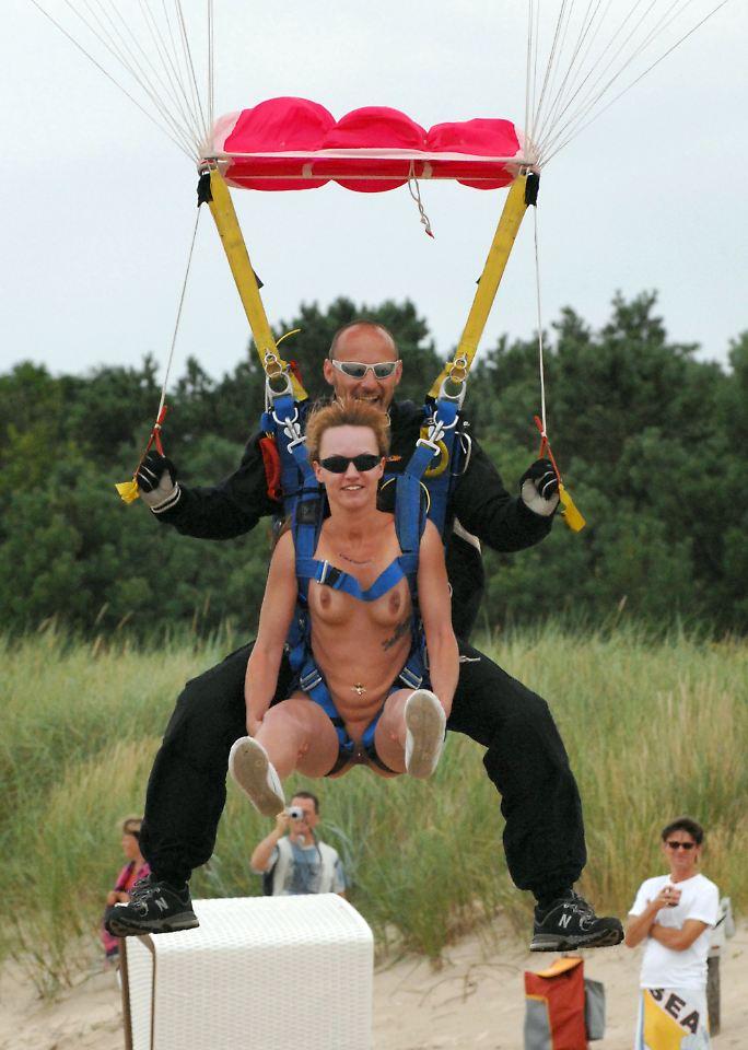 Sex Beim Fallschirmspringen