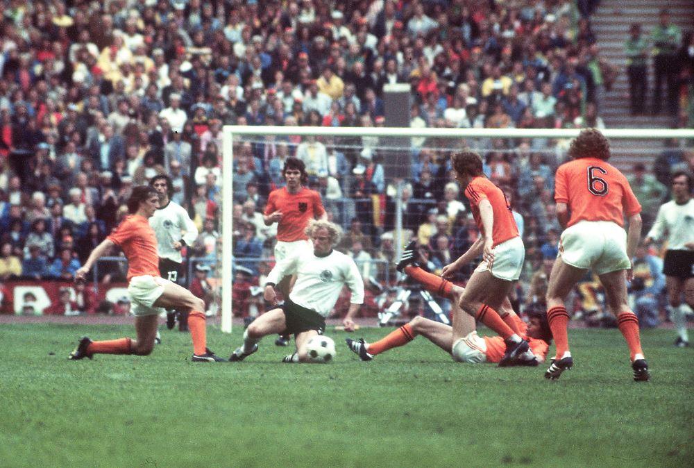 Bierhoff fr her war es fast wie krieg dfb elf will - Finale coupe du monde 1978 ...