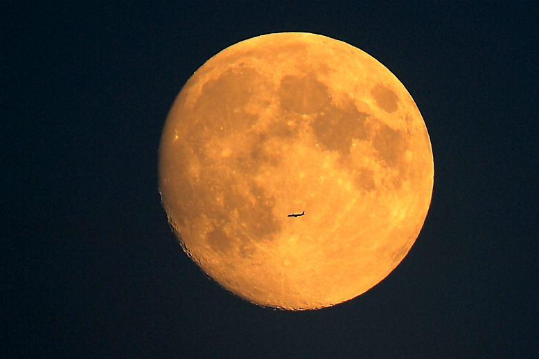 Dem Mond werden mystische Kräfte zugeschrieben.