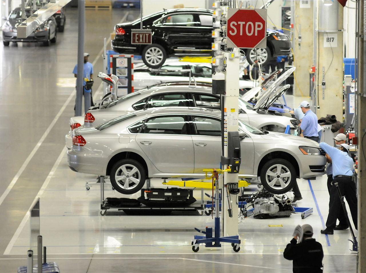 Große Pläne in den USA: VW erzielt Verkaufsrekord - n-tv.de