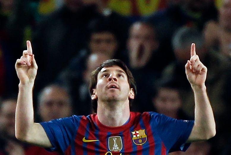 Lionel Messi hat Bayer Leverkusen zum Abschied bis auf die Knochen blamiert …