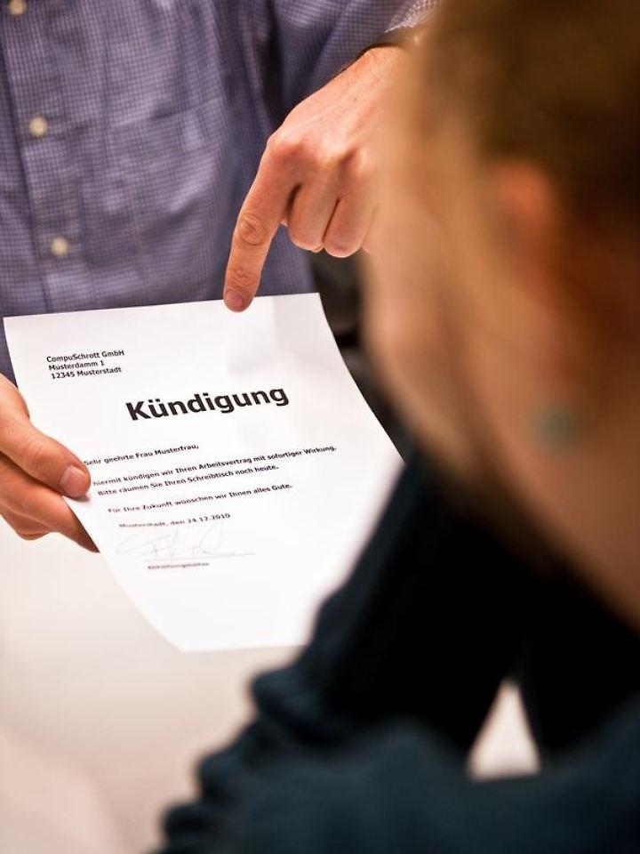 Betriebsbedingte Kündigungen: Bei Sozialauswahl zählt ...