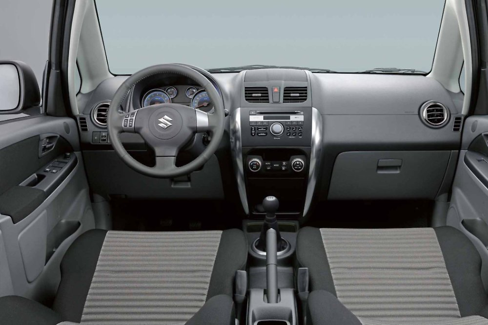 suzuki sx4 gebraucht avantgarde im suv segment n. Black Bedroom Furniture Sets. Home Design Ideas