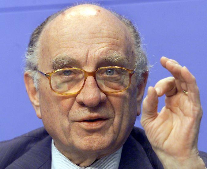 """Noch vor wenigen Wochen warnte der frühere Bundeswirtschaftsminister die schwarz-gelbe Bundesregierung vor einem """"Schuldenrausch""""."""