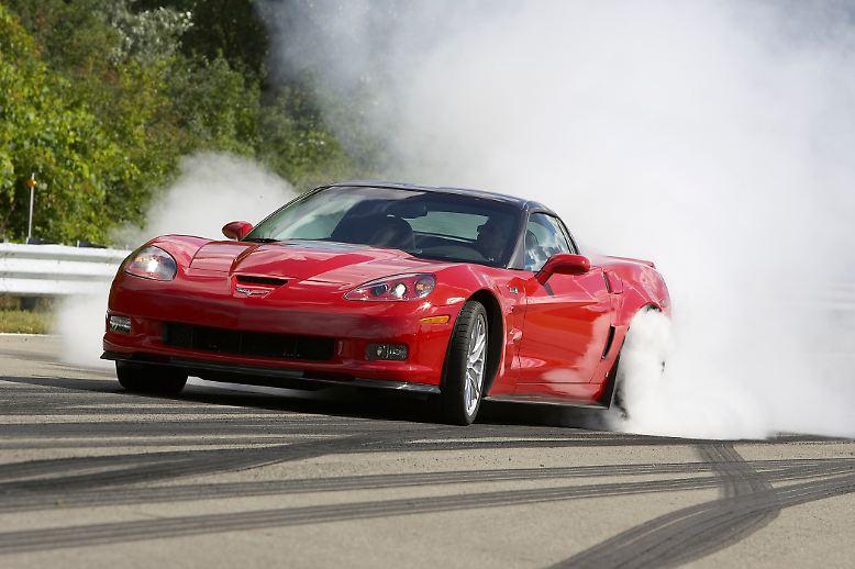 """Die Corvette ist heute Mythos und Ikone zugleich. In  Europa ist die """"Vette"""" allerdings nie so richtig angekommen."""