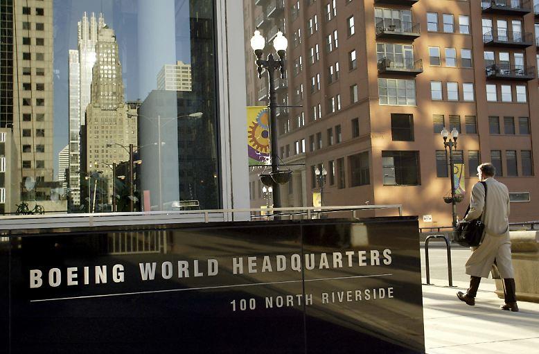 Der US-Konzern Boeing mit Sitz in Chicago im Bundesstaat Illinois steht für mehr als nur ein Unternehmen.