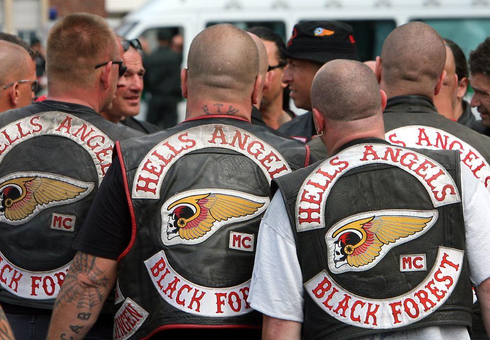 Angels mehrere tausend Mitglieder mobilisieren. Foto: Hells Angels