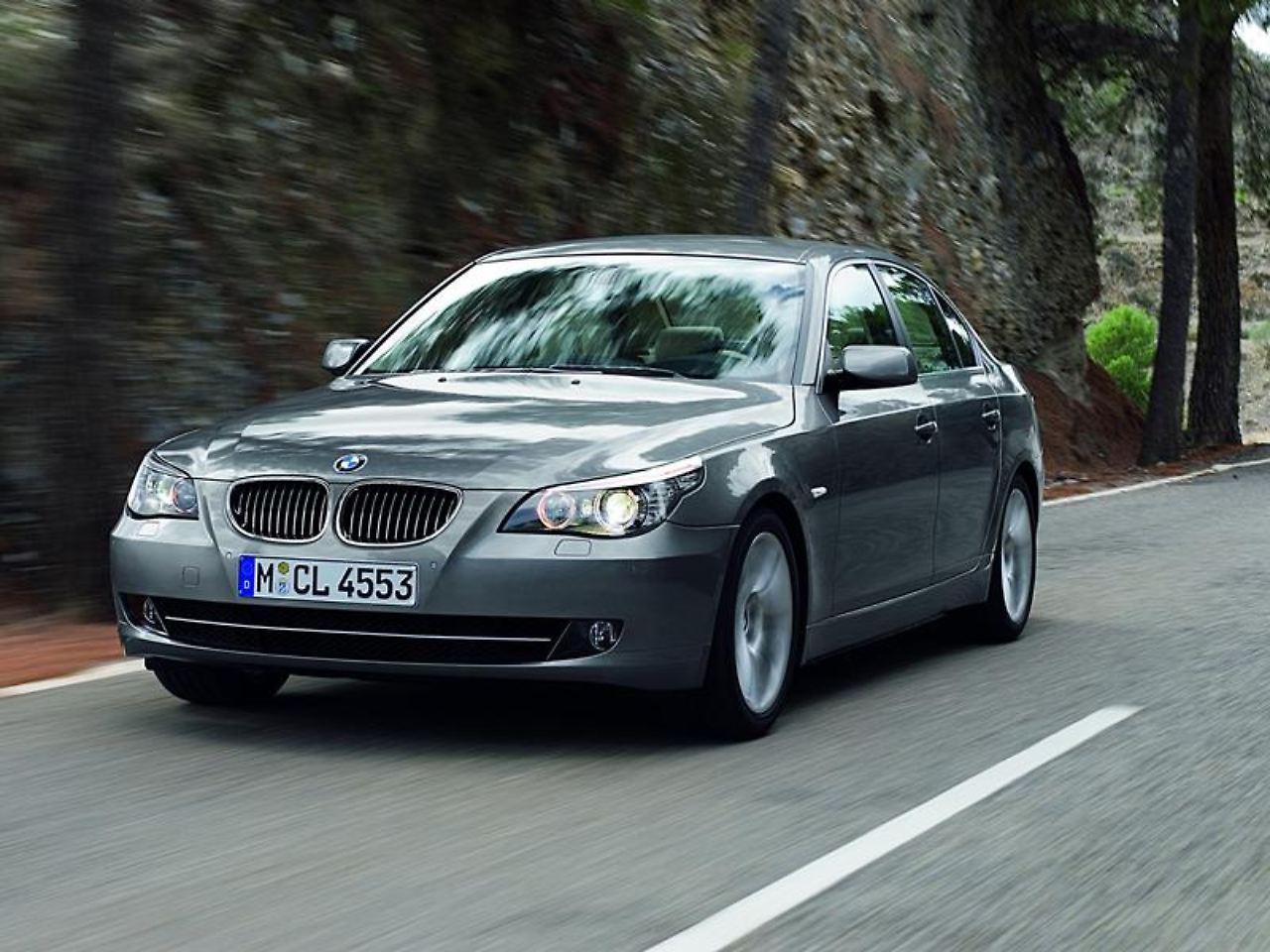 Macht Prufern Und Fahrern Kaum Sorgen Der 5er BMW Sowohl In ADAC