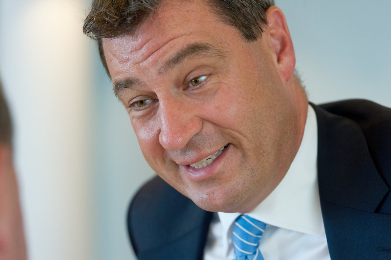 Bayerischer Finanzminister