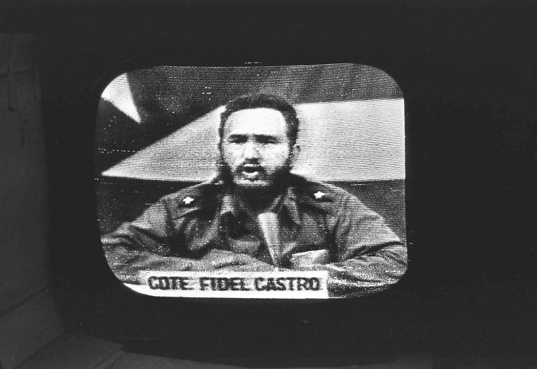 Im Oktober 1962 steht die Welt am Rande des Abgrunds. Die Kubakrise ist einer der Höhepunkte des Kalten Kriegs.